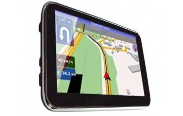 GPS PANTALLA TÁCTIL 5 pulgadas, con bluetooth manos libres emisión FM,   MP4 / MP5  REF: TR064