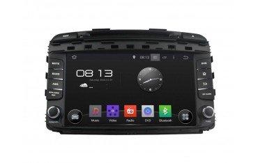 Radio navegador GPS Kia Sorento Android 10 TR2358