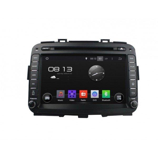 GPS Android 4G LTE OCTA CORE Kia Carens REF:TR2359   Tradetec
