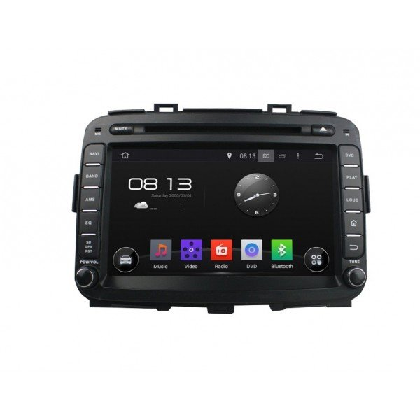 GPS Android 4G LTE Kia Carens