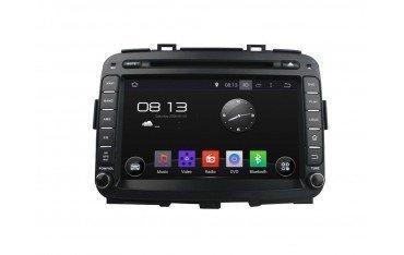 Pantalla GPS Kia Carens con Android y 4G LTE TR2359