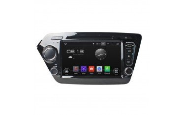 Radio navegador GPS Kia Rio / K2 Android 10 TR2361