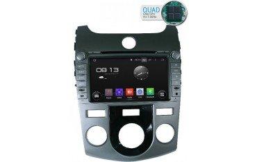 Radio navegador GPS Kia Cerato / Forte (Aire acondicionado manual) Android 10 TR1747
