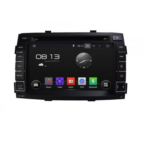 Radio GPS head unit Kia Sorento Android 10 TR2366