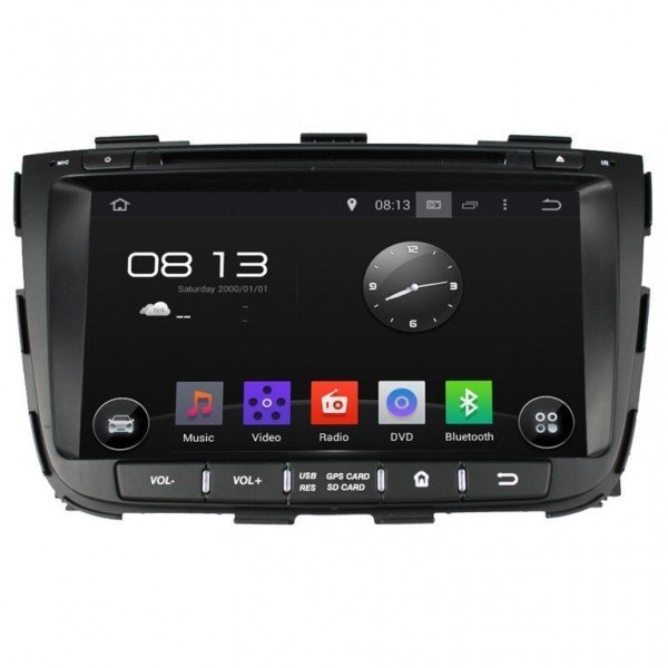 Radio GPS head unit Kia Sorento Android 10 TR2367
