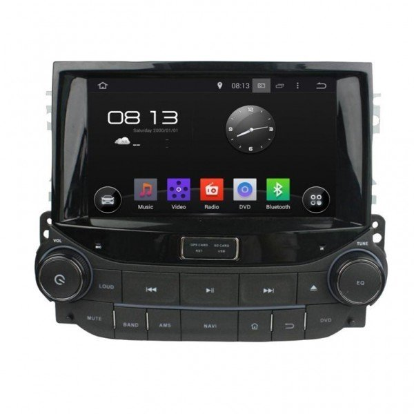 head unit Chevrolet Malibu
