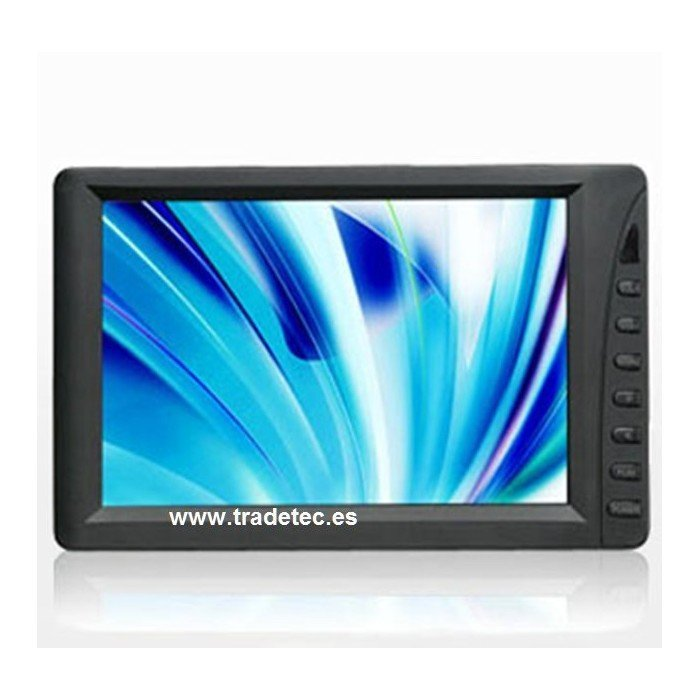 7 inch touch screen