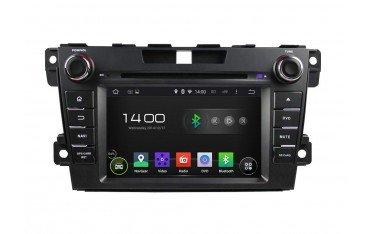 Radio navegador GPS Mazda CX7 Android 10 TR2375