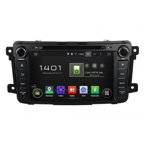 GPS Mazda CX9 android