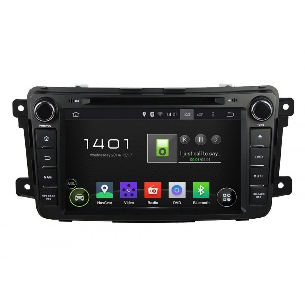 GPS Mazda CX9 android