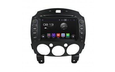 Radio navegador GPS Mazda 2 Android 10 TR2380