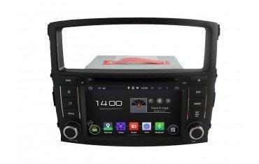 Pantalla GPS Android Mitsubishi Montero / Pajero TR2385
