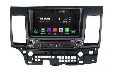 Navegador GPS para Mitsubishi Lancer con Android TR2386