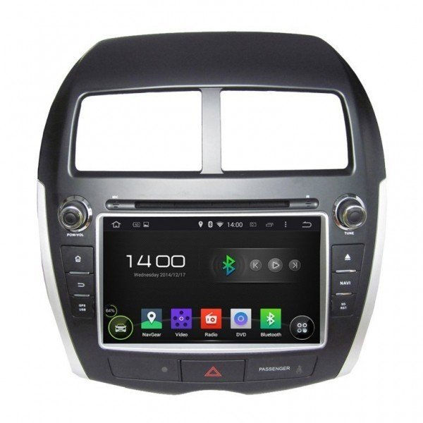 GPS Android OCTA CORE Mitsubishi ASX / Aircross REF:TR2388