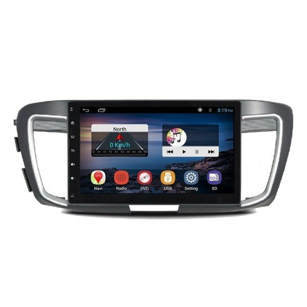 Honda Accord 9 gps