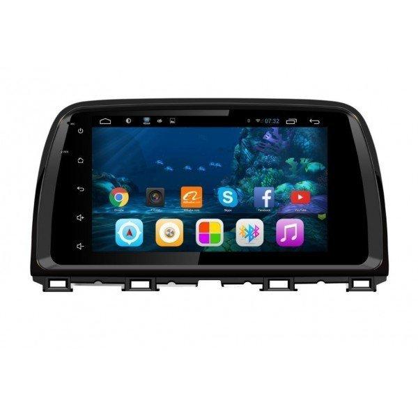 Head unit monitor 9 inches GPS Mazda CX5 ANDROID TR2446