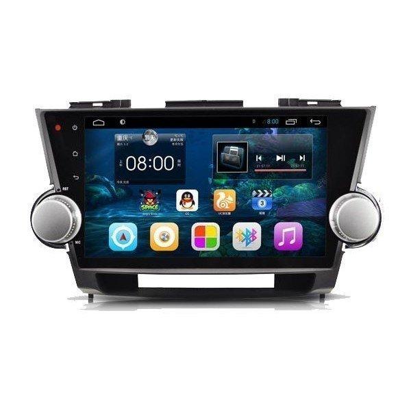 "Radio monitor 10,2"" GPS HighLander Android Puro REF: TR2447"