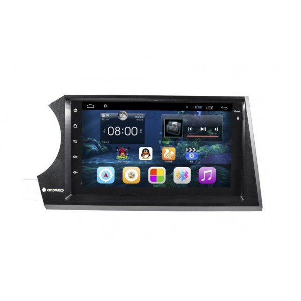 "Radio monitor 8"" GPS Actyon / Kyron Android Puro REF: TR2448"