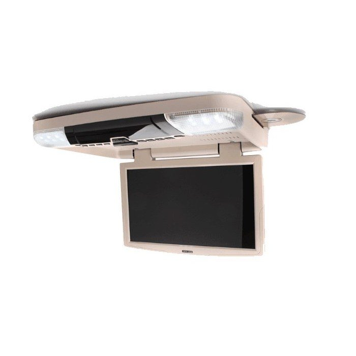lcd car roof monitor 15.6 inch monitor