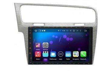Radio navegador GPS Golf 7 Android 10 TR2451