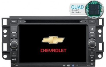 Radio GPS head unit Chevrolet Aveo / Epica / Captiva Android 10 TR1764