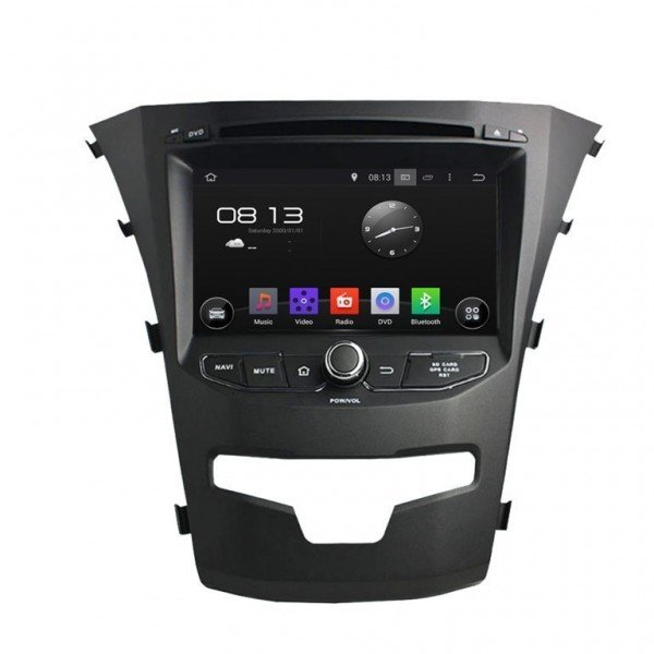 Radio GPS  Korando 2014 ANDROID