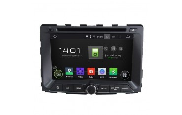 Radio head unit for Rexton with ANDROID GPS TR2455