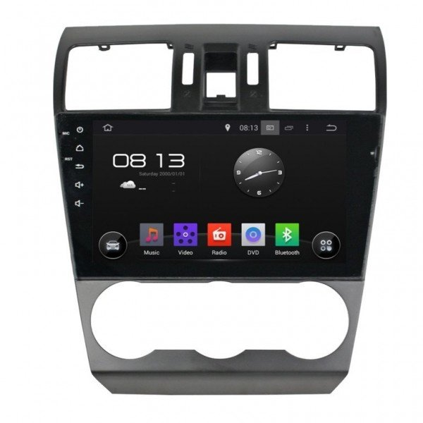 GPS Subaru Forester 2014