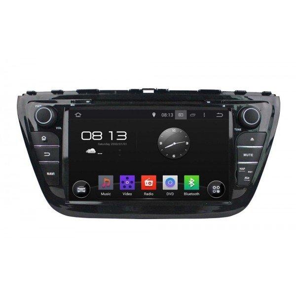 Radio GPS 4G LTE Suzuki Sx4 ANDROID