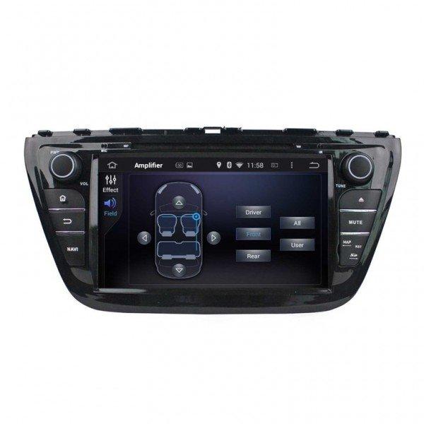 Radio 4G LTE Suzuki Sx4 ANDROID