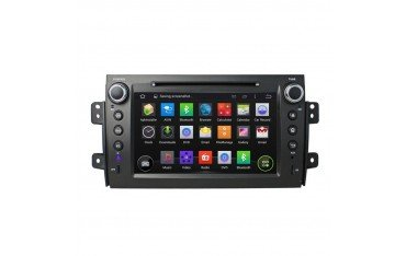 Radio GPS OCTA CORE 4G LTE Suzuki Sx4 ANDROID | Tradetec