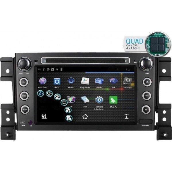 Radio GPS Android Suzuki Vitara