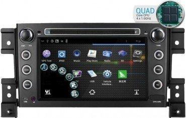 Radio navegador GPS Suzuki Vitara Android 10 TR1768