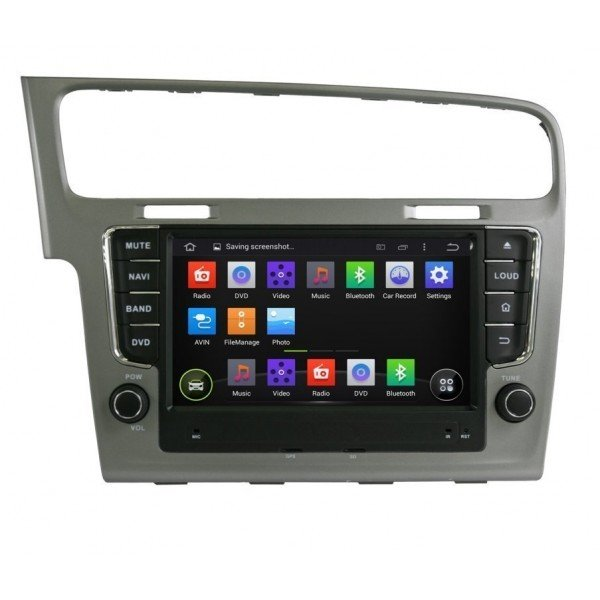 Radio GPS Golf 7