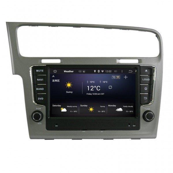 Radio GPS Golf 7 ANDROID