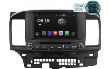 Radio navegador Mitsubishi Lancer con GPS Android TR1771