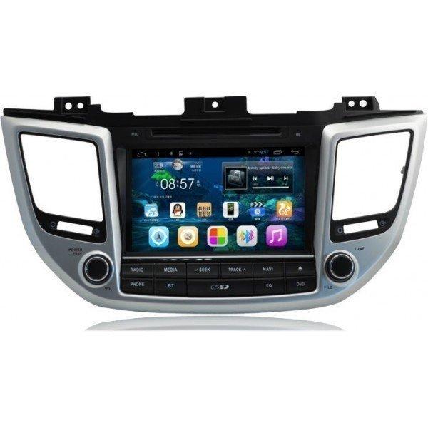 "Radio monitor 9"" GPS HD Hyundai Tucson ANDROID PURO REF: TR2473"