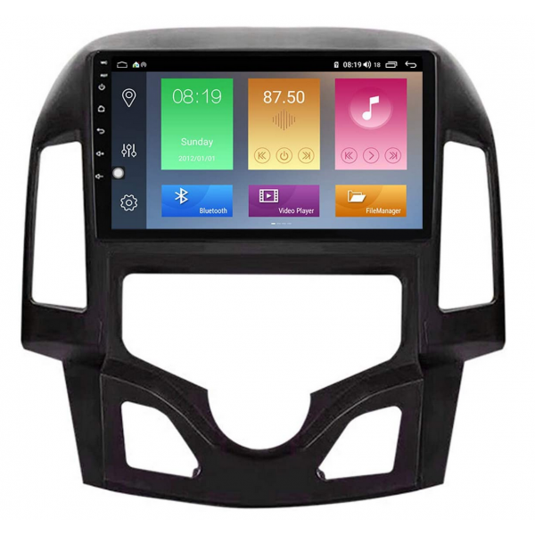 Radio GPS head unit Hyundai I30 Android TR3473