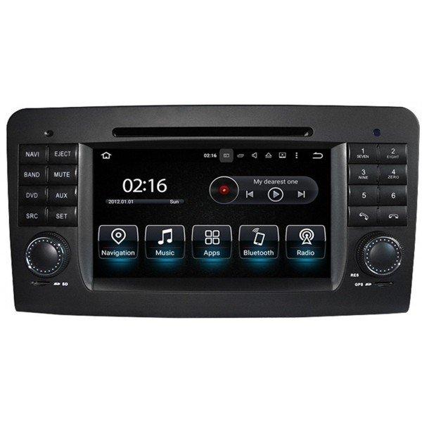 Radio GPS head unit Mercedes Benz ML W164, GL X164 Android 10 TR3574