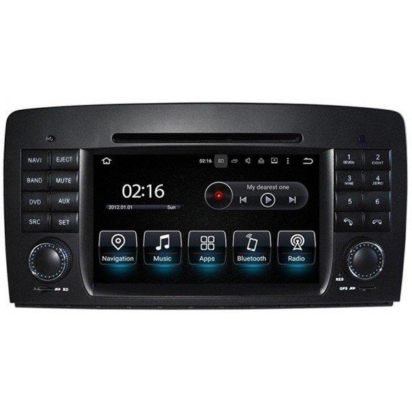 Radio GPS head unit Mercedes Benz R Class W251 Android 10 TR3576