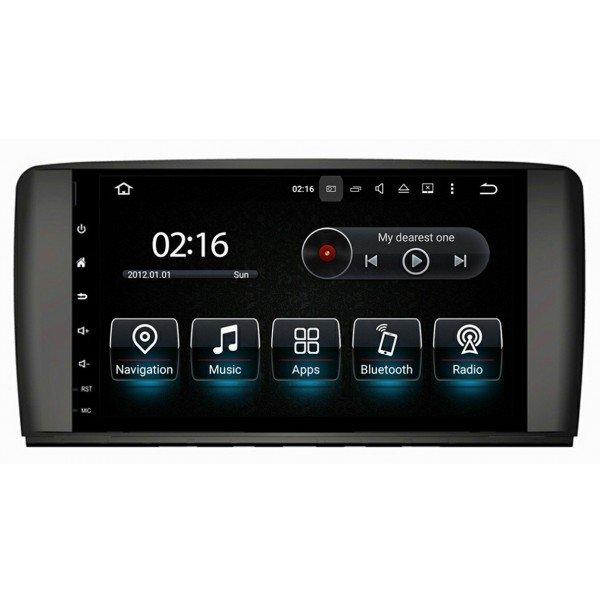 Radio GPS head unit Mercedes Benz R Class W251 Android 10 TR3577