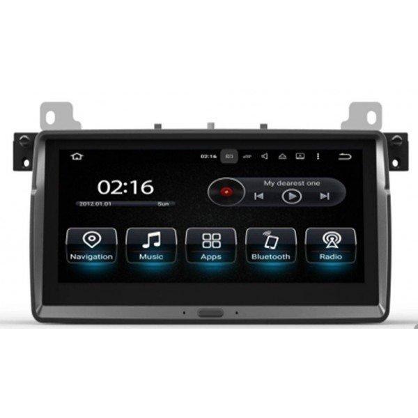 Radio GPS head unit BMW 3 Series E46 Android 10 TR3581