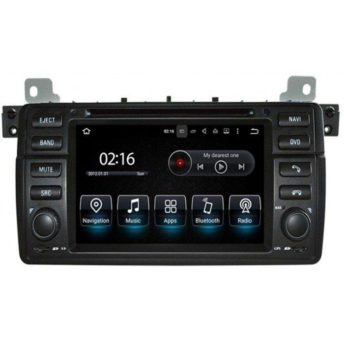 Radio GPS head unit BMW 3 Series E46 Android 10 TR3583