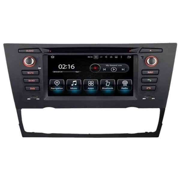Radio GPS head unit BMW 3 Series E91, E92, E93 Android 10 TR3584