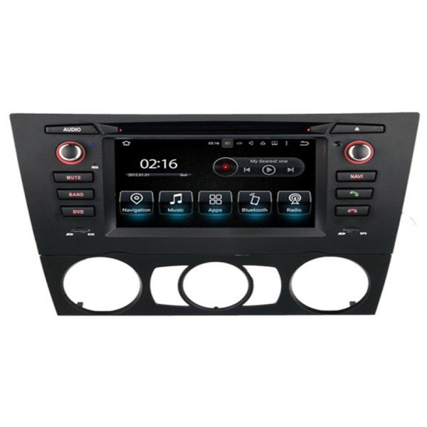 Radio GPS head unit BMW 3 Series E91, E92, E93 Android 10 TR3585