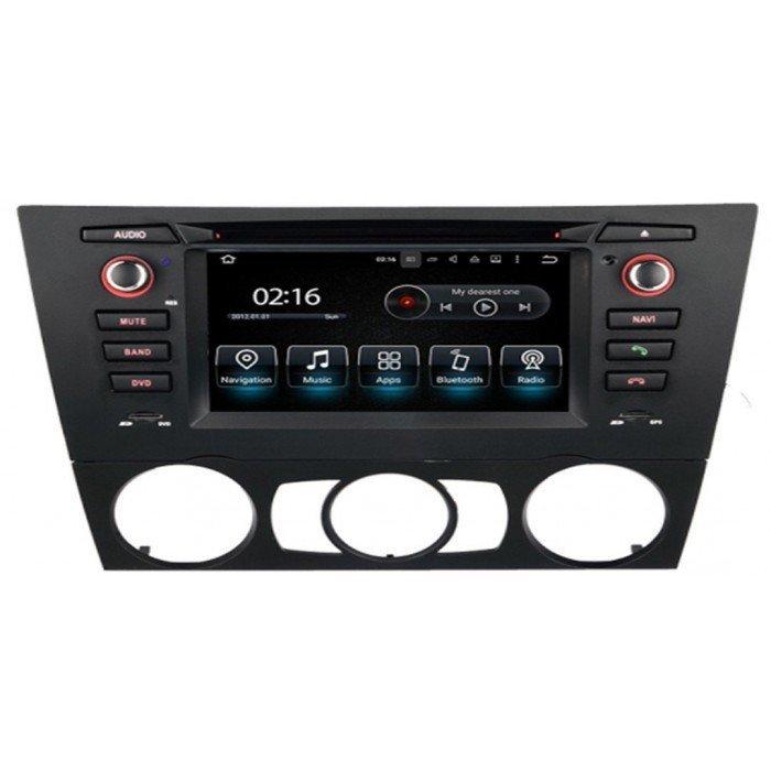 Radio GPS head unit BMW 3 Series E91, E92, E93 Android 10 TR3585