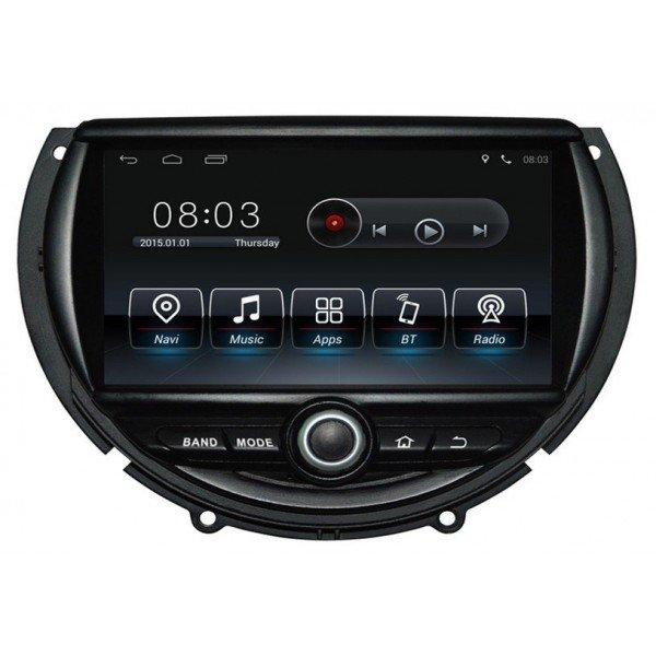 Radio GPS head unit Mini F54, F55, F56, F57 Android 10 TR3591