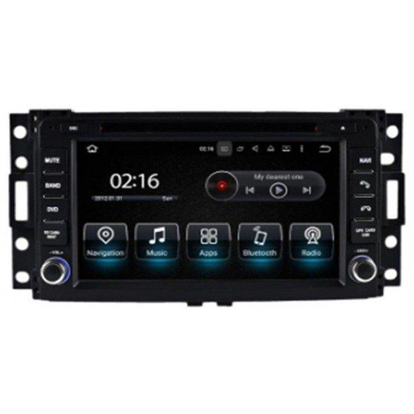Radio navegador GPS Hummer H3 Android 10 TR3592