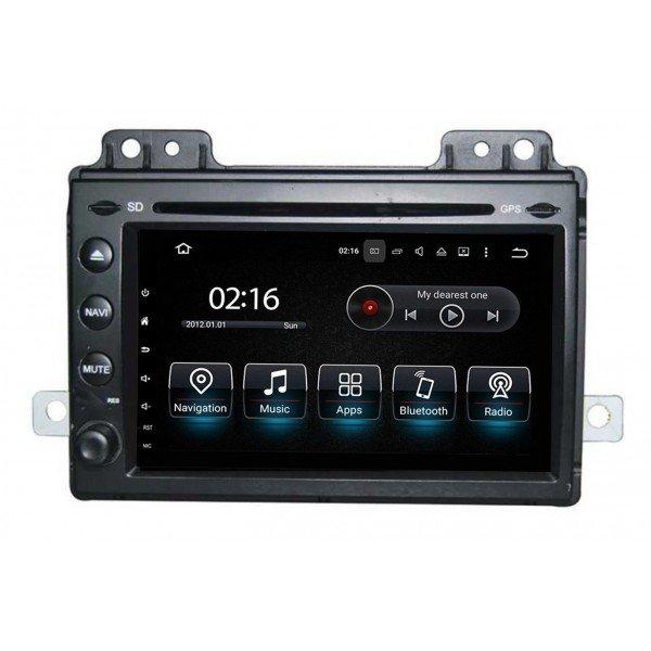 Radio GPS head unit Land Rover Freelander Android 10 TR3594