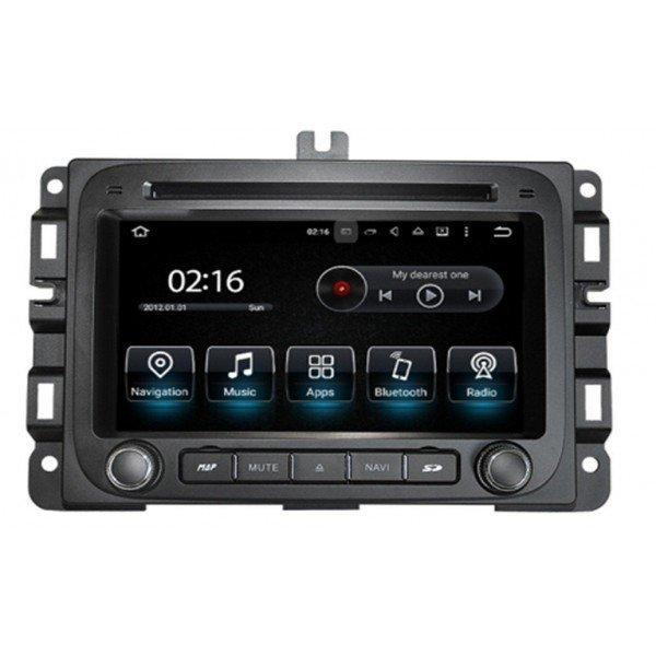 Radio GPS head unit Dodge RAM Android 10 TR3595